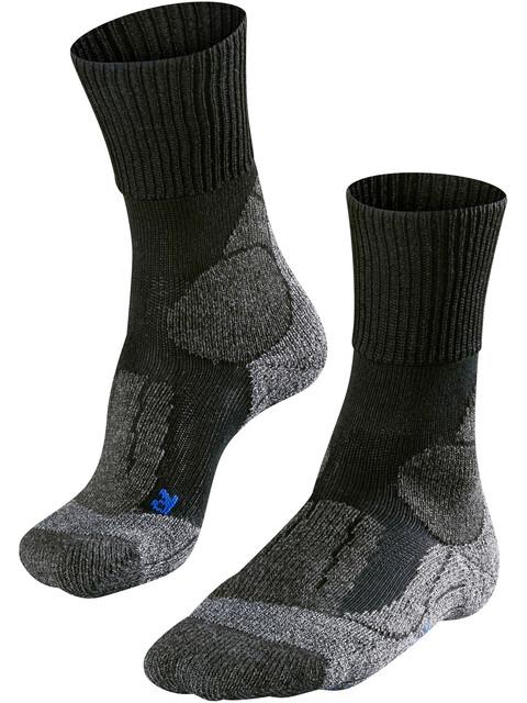 Falke TK1 Cool - Chaussettes Homme - gris/noir